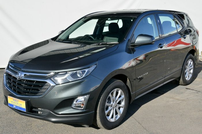 2017 Holden Equinox LS+ EQ MY18 SON OF GUN GREY