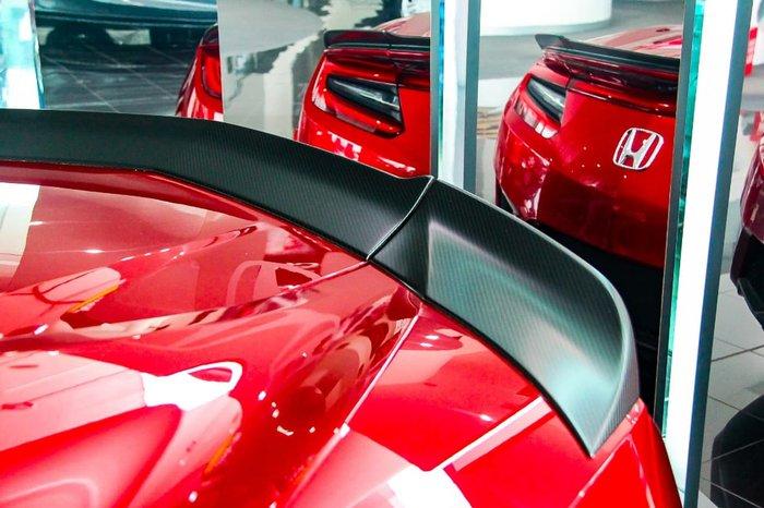 2018 Honda NSX Premium 2nd Gen Red