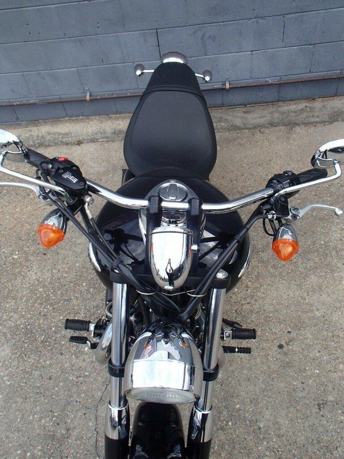 2011 Triumph SPEEDMASTER BLACK