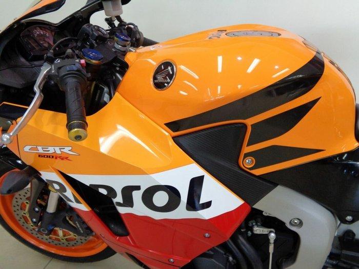 2014 Honda CBR600RR Orange
