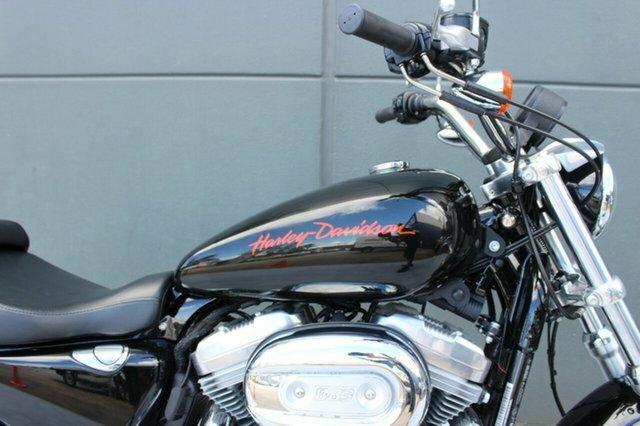 2013 Harley-davidson XL883L SUPER LOW Black