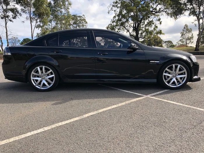 2010 Holden Commodore SS V VE MY10 Black