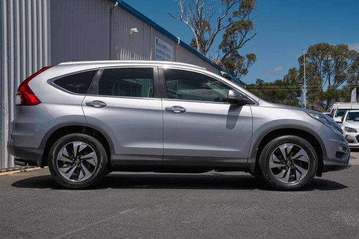 2017 Honda CR-V VTi-L RM Series II MY17 4X4 On Demand SILVER