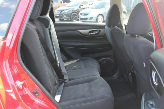 2014 Nissan X-Trail ST T32 BURNING RED