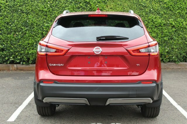 2018 Nissan QASHQAI Ti J11 Series 2 MAGNETIC RED