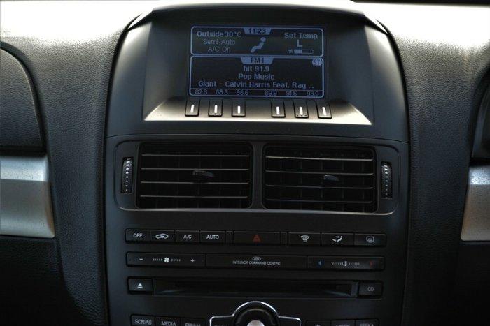 2013 Ford Falcon XT FG MkII LIGHTNING STRIKE
