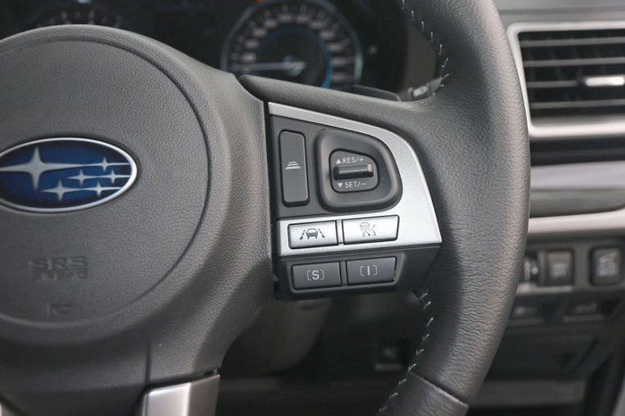 2018 Subaru Forester 2.5i-S S4 MY18 Silver