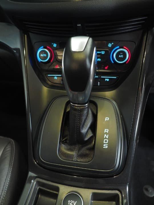 2018 Ford Escape Titanium ZG MY18.75 4X4 On Demand Red