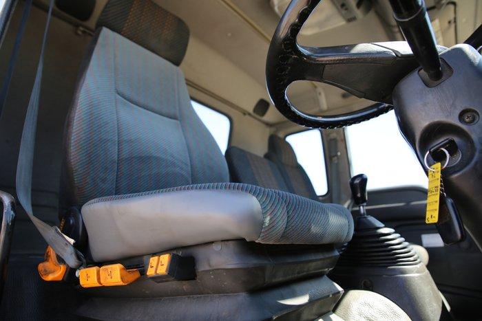 2003 Isuzu FTR900 WHITE