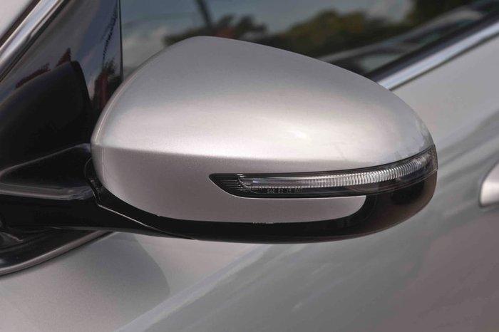 2018 Kia Sportage AO Edition QL MY19 Silver