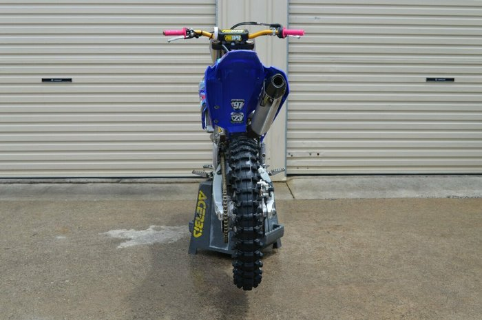 2018 YAMAHA YZ250 Blue