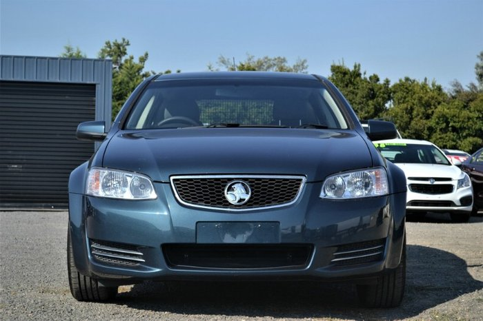 2013 Holden Commodore Omega VE Series II MY12.5 BLUE