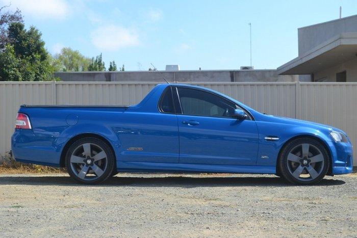 2012 Holden Ute SS Z Series VE Series II MY12.5 BLUE