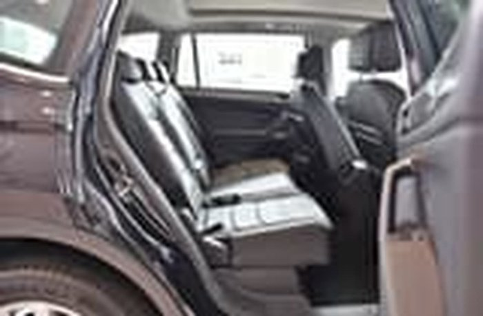 2018 Volkswagen Tiguan 132TSI Comfortline Allspace 5N MY18 Black