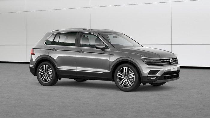 2018 Volkswagen Tiguan 162TSI Highline 5N MY19 Silver