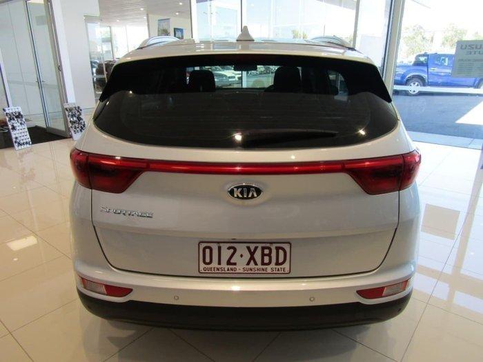 2017 Kia Sportage Si QL MY17 4X4 On Demand Silver