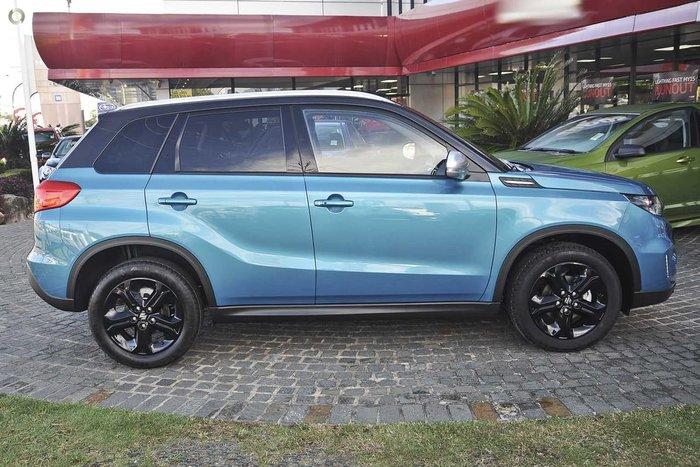 2018 Suzuki Vitara S Turbo LY Blue