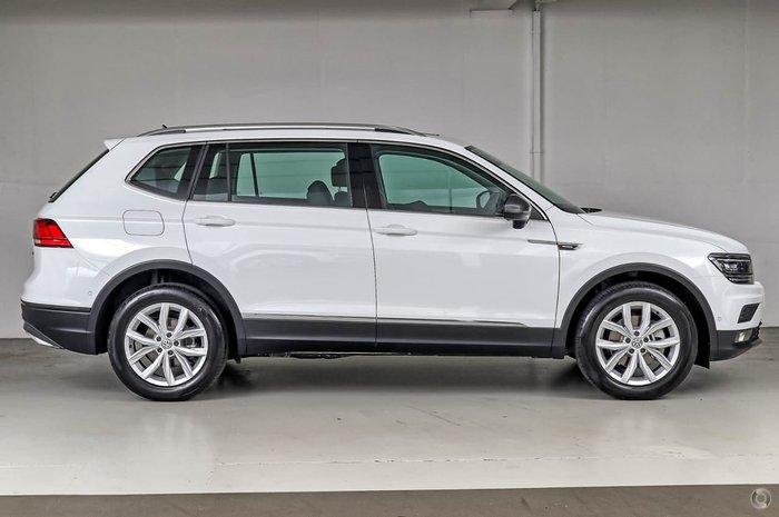 2018 Volkswagen Tiguan 110TDI Comfortline Allspace 5N MY18 White