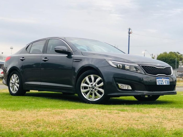 2014 KIA OPTIMA Si TF MY15 PLATINUM GRAPHITE