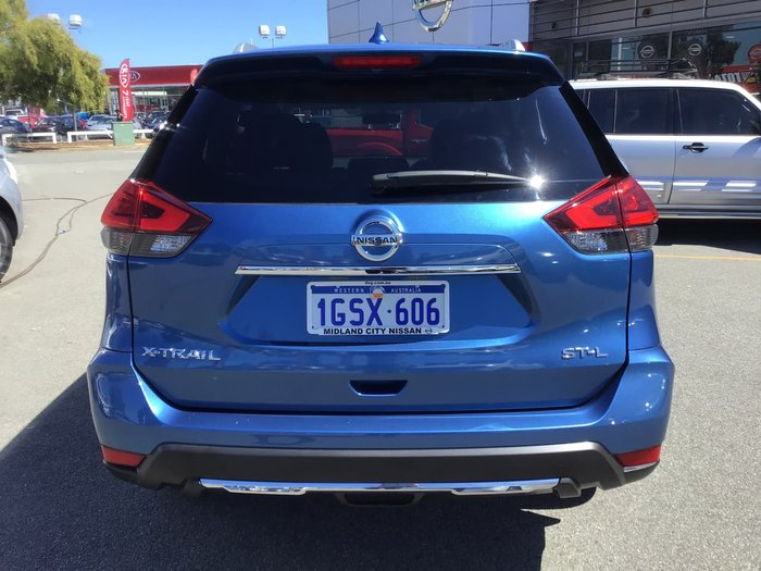 2018 Nissan X-Trail ST-L T32 Series II Blue