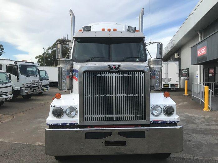 2007 Western Star 4864FX 4800 WHITE