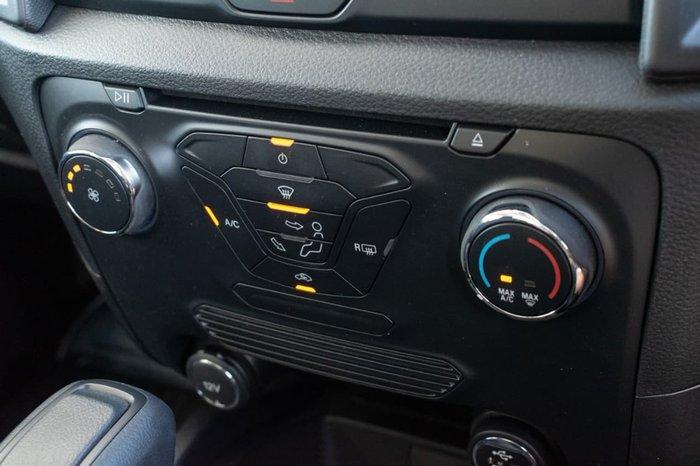 2018 Ford Ranger XL PX MkIII MY19 4X4 Dual Range White