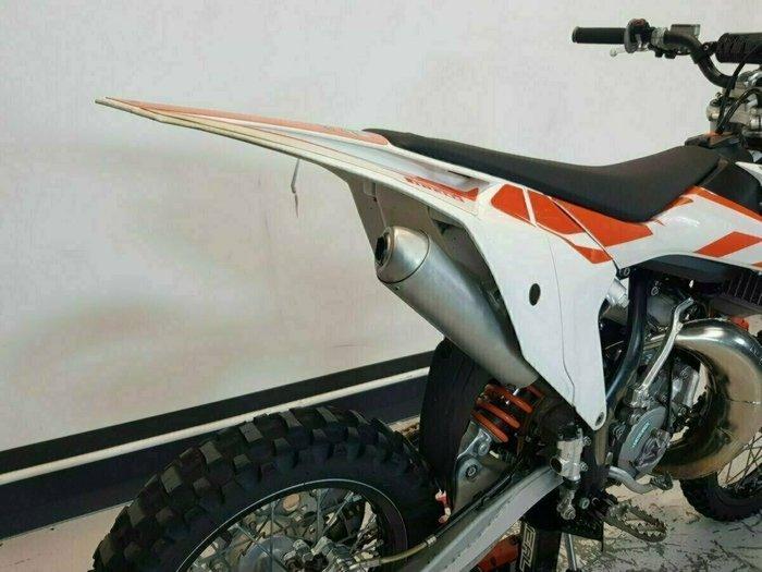 2017 Ktm 65 SX Orange
