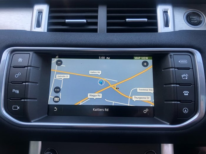 2016 Land Rover Evoque TD4 150 L538 MY16 Corris Grey