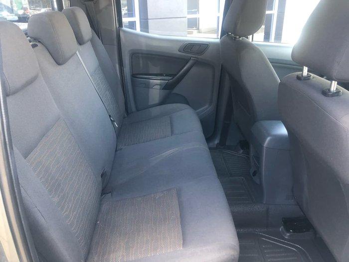 2013 Ford Ranger XL PX Grey