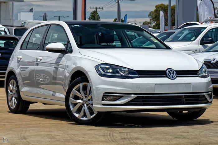 2018 Volkswagen Golf 110TSI Highline 7.5 MY19 White