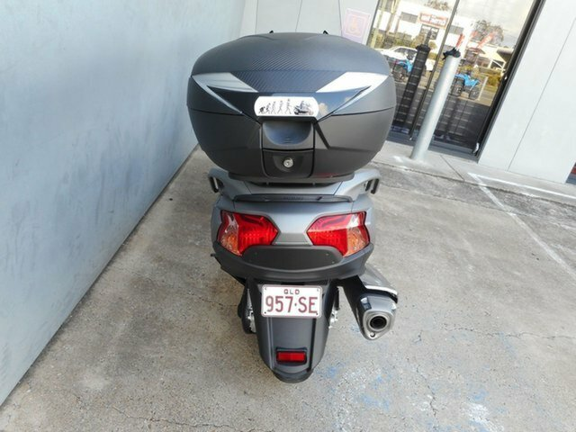 2015 Suzuki BURGMAN 650 (AN650) BLACK