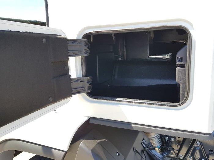 2021 IVECO EUROCARGO E6 ML120E28 SLEEPER CAB CHASSIS AUTO null null White