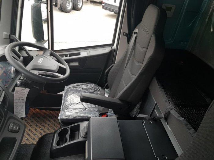 2020 IVECO EUROCARGO E6 ML120E28 SLEEPER CAB CHASSIS AUTO null null White