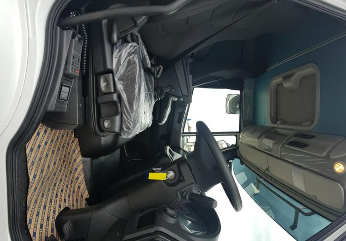 2019 IVECO EUROCARGO E6 ML120E28 SLEEPER CAB CHASSIS AUTO null null White