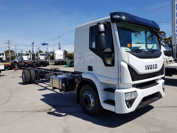 2019 IVECO EUROCARGO ML160 E28 EEV - ORDER YOURS NOW FOR 2019 PLATE null null White