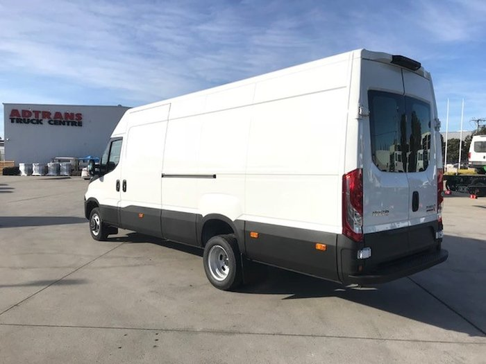 2018 IVECO DAILY 50C17 16M3 VAN null null White