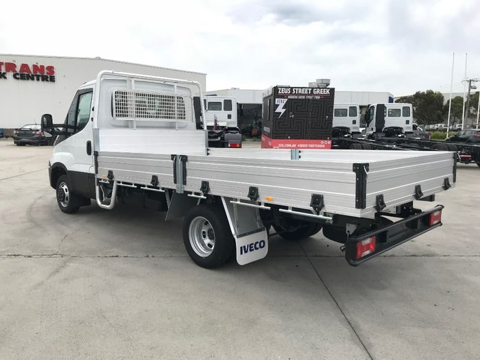 2018 IVECO DAILY 45C17A8 TRADIE PACK null null White