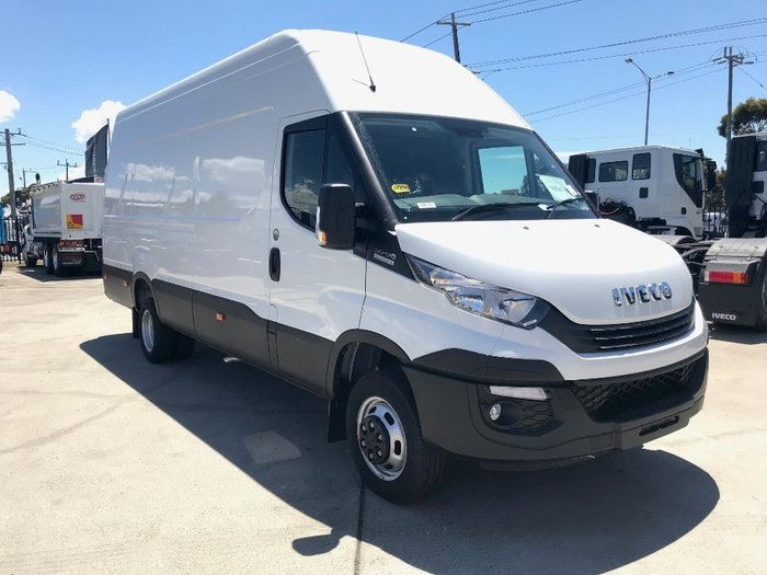 2018 IVECO DAILY VAN 18M3 null null White