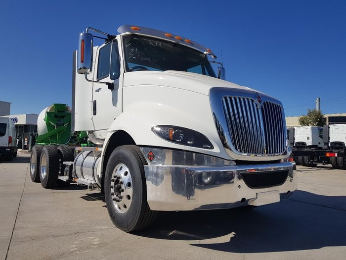 2019 INTERNATIONAL 550HP PROSTAR AMT - 5M WHEELBASE 1 ONLY null null White