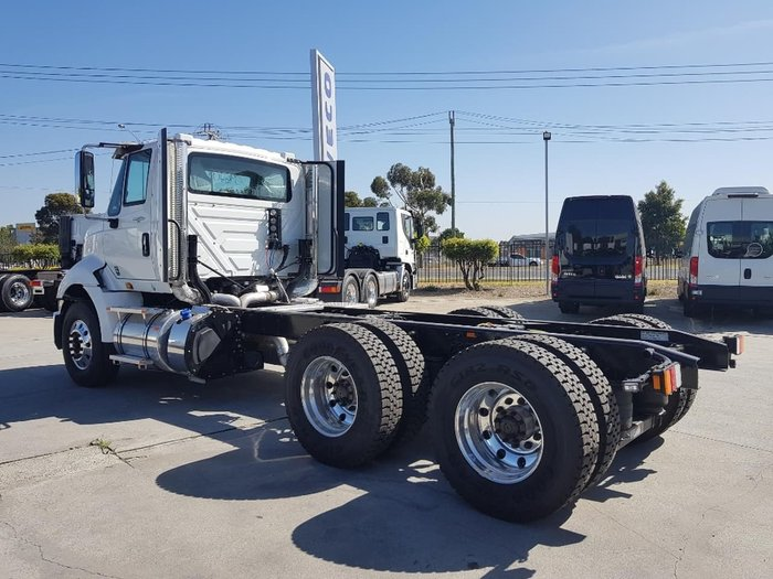 2019 INTERNATIONAL 550HP PROSTAR AMT - TIPPER WHEELBASE 5M - ON CLEARANCE null null White