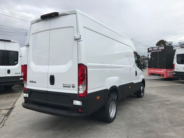 2019 IVECO DAILY 50C17 12M3 VAN null null White