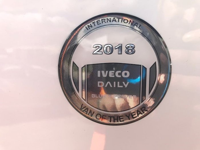 2019 IVECO DAILY 50C21 SINGLE CAB CHASSIS null null White