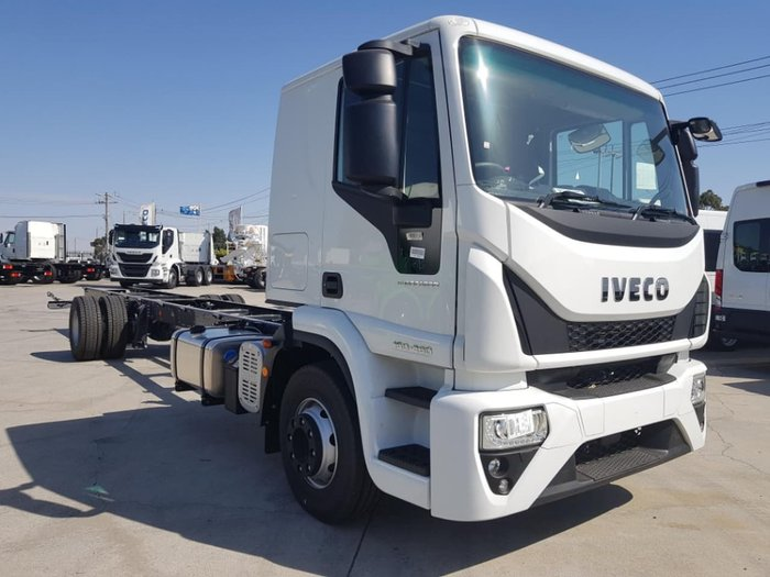 2019 IVECO EUROCARGO ML 160 SLEEPER EEV ALLISON AUTO null null White