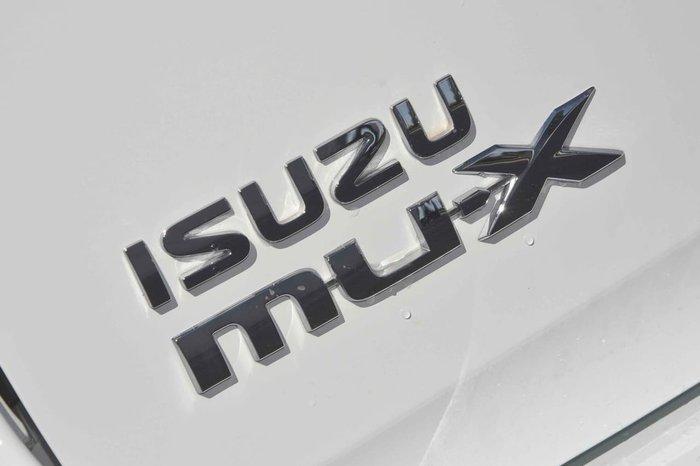 2018 Isuzu MU-X LS-T MY18 White