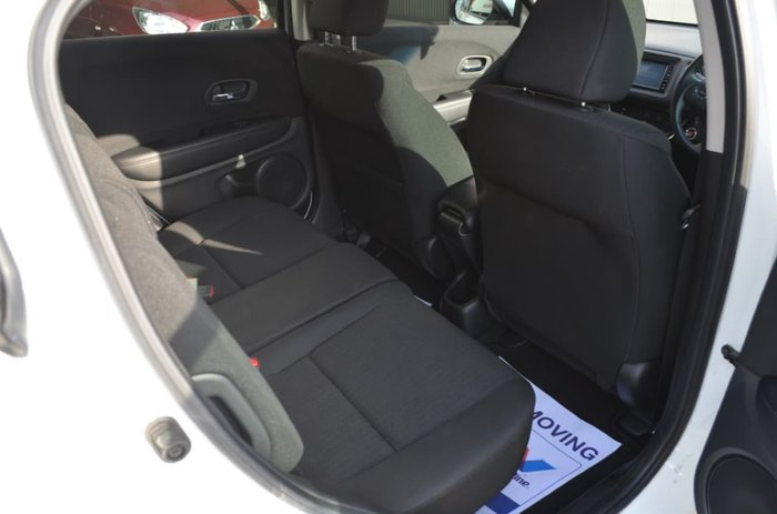 2017 Honda HR-V Limited Edition MY17 White