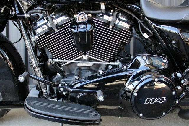 0 Harley-davidson 2019 HARLEY-DAVIDSON 1800CC FLHXS STREET GLIDE SPE Black