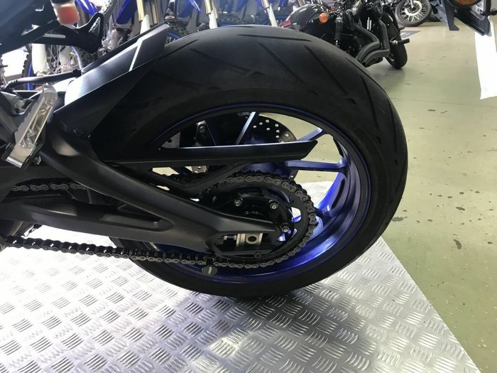 2014 Yamaha MT-09 GREY/BLUE