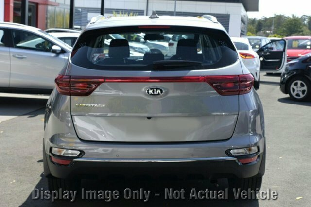 2019 Kia Sportage Si QL MY19 Steel Grey