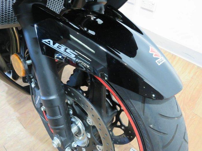 2015 Suzuki GSX1250FA Black
