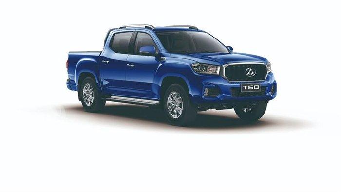 2018 LDV T60 LUXE SK8C 4X4 Dual Range Blue